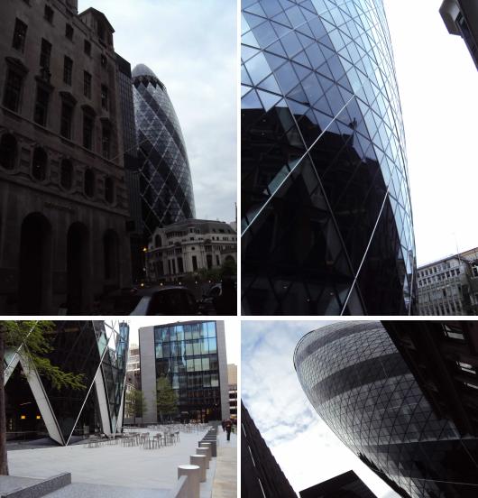Circuito Arq+Decor 30StMaryAxe Sir Norman Foster & Partners em Londres por Ana Paula Barros ARQUITETURISMO