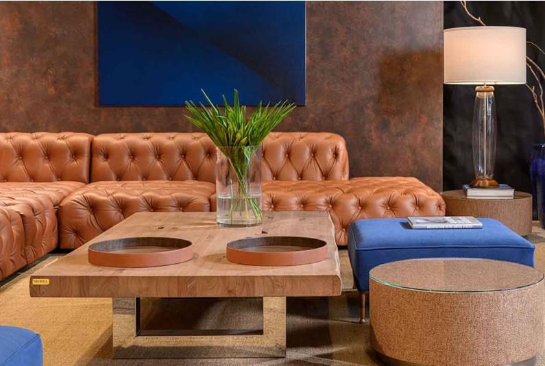 Circuito Arq+Decor Mesa-de-centro-Legado Sierra Móveis Gabriel ensina como utilizar mesas na sala de estar DICAS - Produtos e Serviços