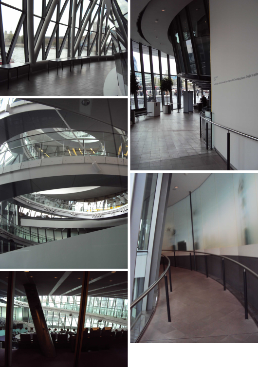 Circuito Arq+Decor city-hall-2 Sir Norman Foster & Partners em Londres por Ana Paula Barros ARQUITETURISMO