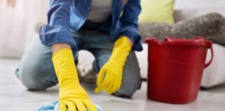 Como manter a casa perfumada após a limpeza?