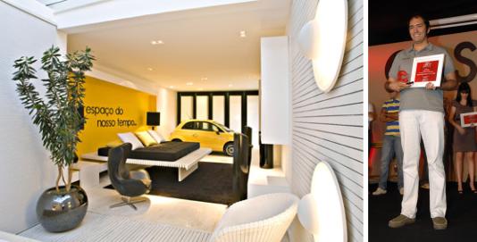 Circuito Arq+Decor garagem-conceito Premiação Casa Cor Campinas 2010 - Conheça os Projetos NEWS