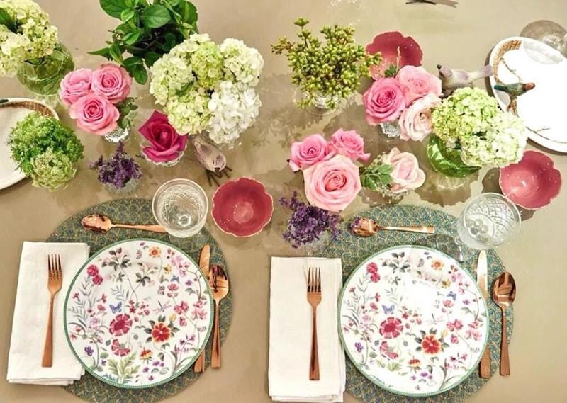 Circuito Arq+Decor secret-garden Le Lis Blanc Casa apresenta linha Secret Garden NEWS