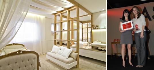 Circuito Arq+Decor suite-bebe-ok Premiação Casa Cor Campinas 2010 - Conheça os Projetos NEWS
