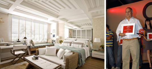 Circuito Arq+Decor suite-celebridade Premiação Casa Cor Campinas 2010 - Conheça os Projetos NEWS