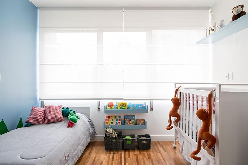 Circuito Arq+Decor tria-arquitetura-01 Texturas naturais, plantas e fluidez no apto com 'clima de casa' assinado pelo TRIA Arquitetura PROJETOS