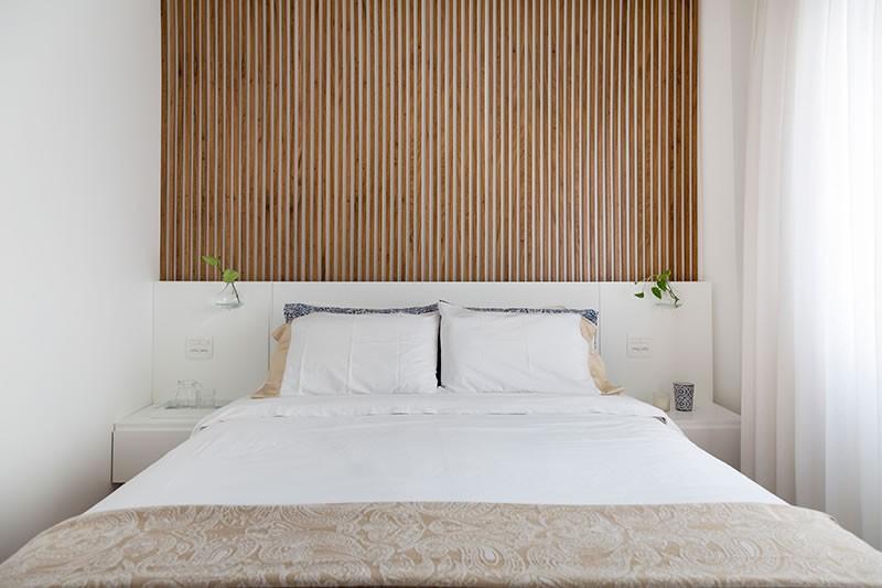 Circuito Arq+Decor tria-arquitetura-02 Texturas naturais, plantas e fluidez no apto com 'clima de casa' assinado pelo TRIA Arquitetura PROJETOS